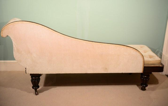Regent antiques sofas and stools antique william iv for Antique chaise sofa