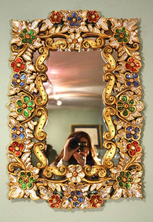Beautiful Mirror Ref No 04876 Regent Antiques