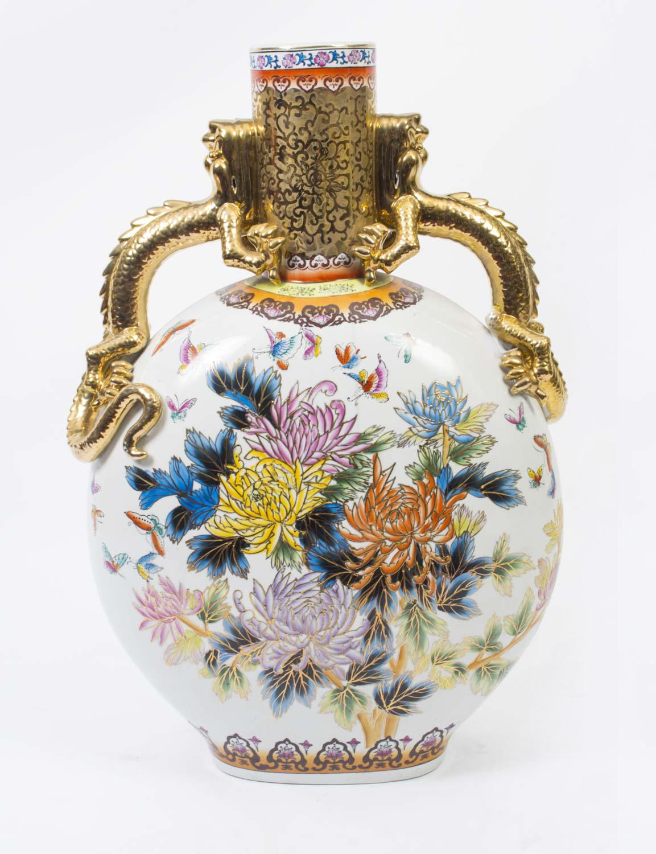 Vintage japanese imari hand painted porcelain vase ref no 04975 reviewsmspy