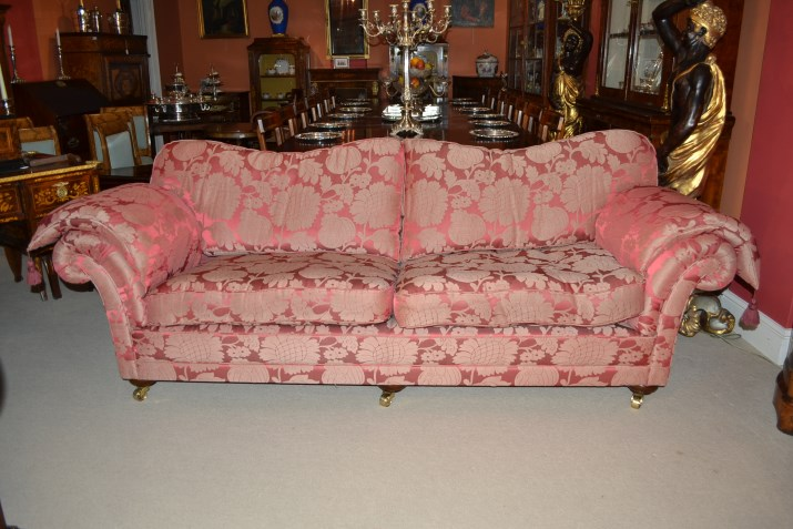 Regent Antiques Sofas And Stools Luxurious Large Sofa