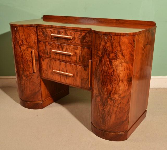 Regent Antiques Cabinets Antique Art Deco Walnut