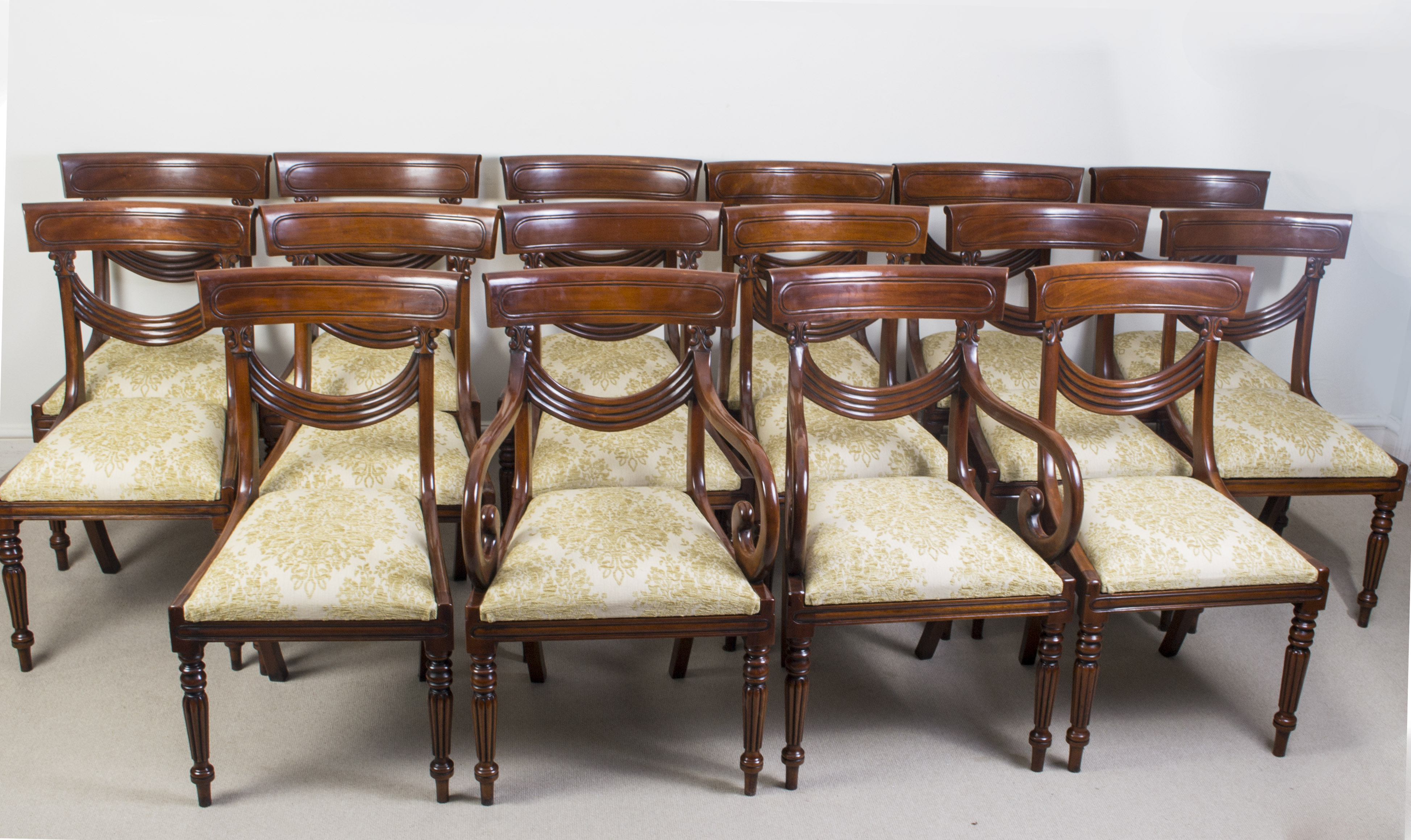 Regent Antiques Dining Tables And Chairs Dining Chairs