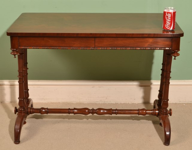 Regent antiques desks and writing tables antique for Sofa table victorian