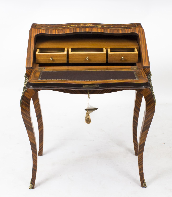 Regent antiques bureaus and secretaire chests french for Bureau style louis 13