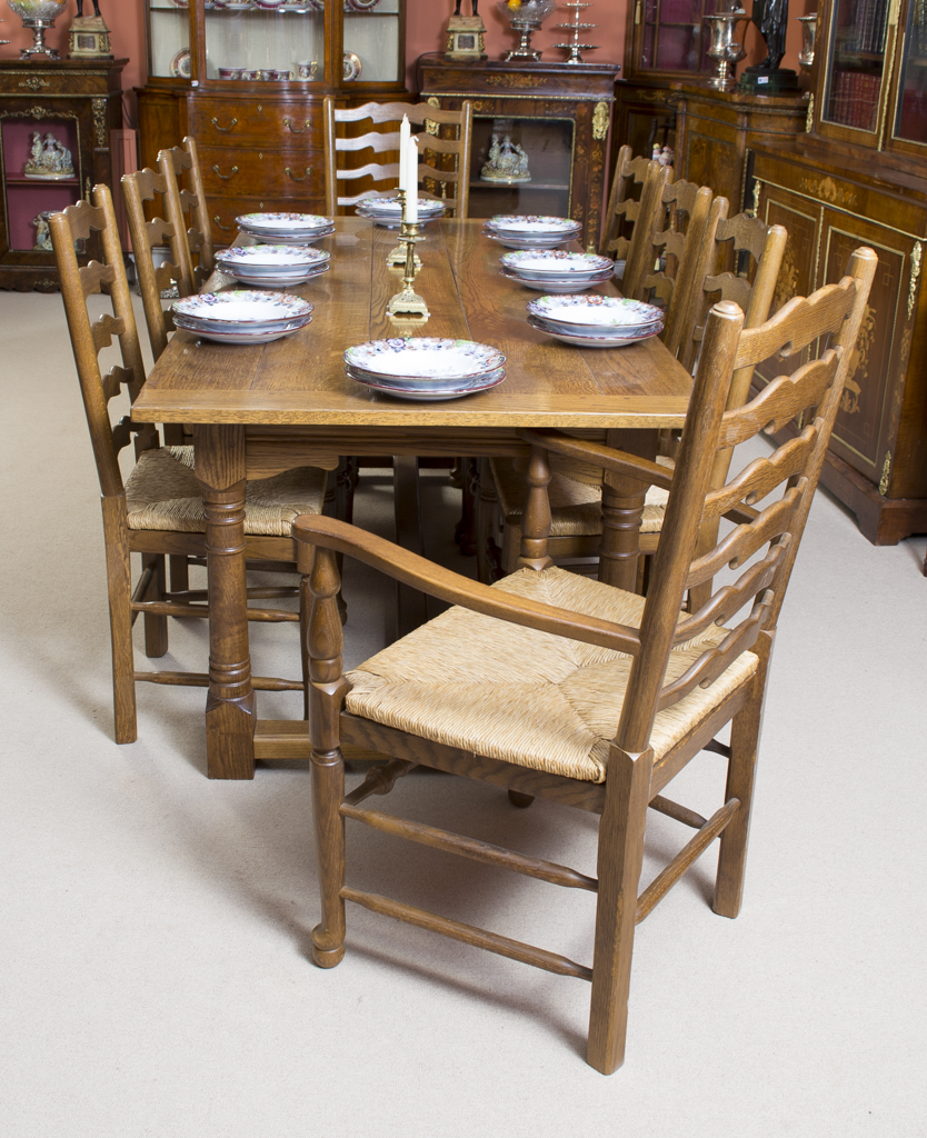 Regent Antiques Dining Tables And Chairs Table And Chair Sets Vintage S