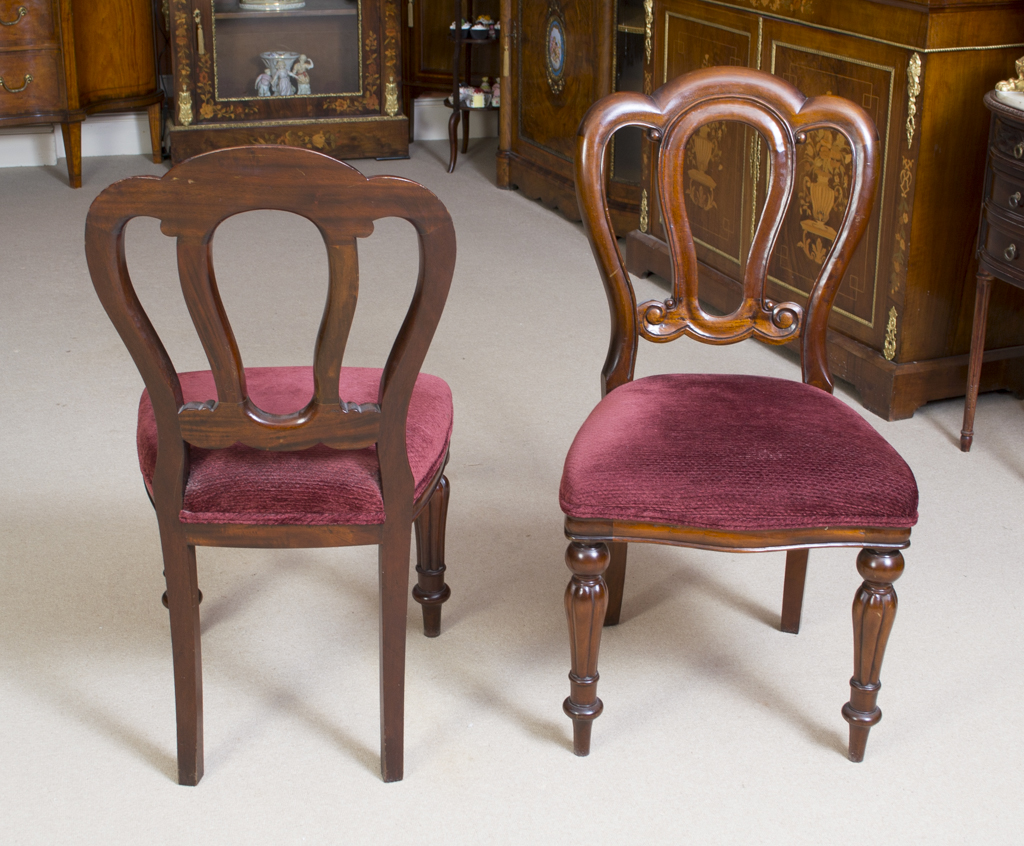 regent antiques dining tables and chairs tables vintage 9ft6 victorian style mahogany. Black Bedroom Furniture Sets. Home Design Ideas