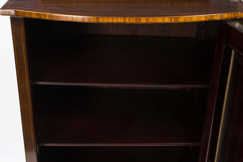regent antiques cabinets antique pair edwardian mahogany music cabinets. Black Bedroom Furniture Sets. Home Design Ideas