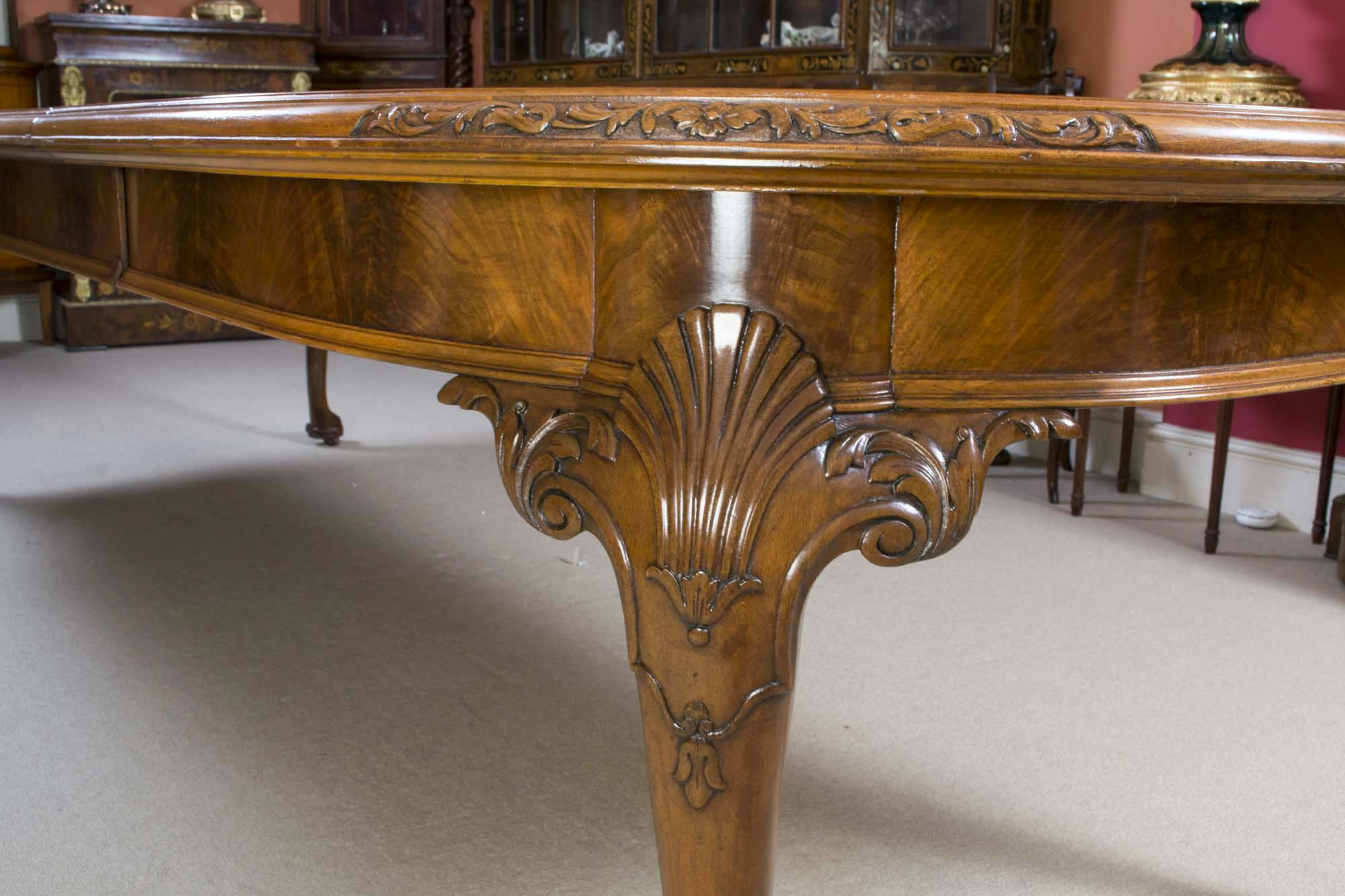 regent antiques dining tables and chairs table and chair sets antique burr walnut queen. Black Bedroom Furniture Sets. Home Design Ideas