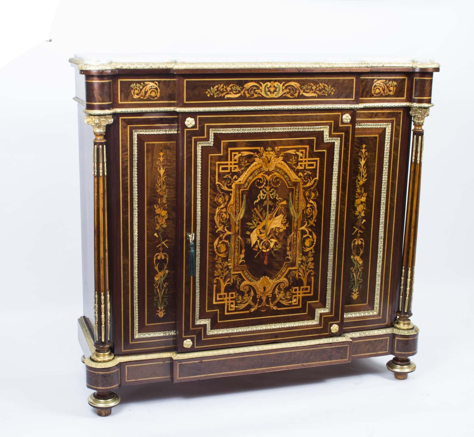Regent Antiques Cabinets Antique French Napoleon Iii