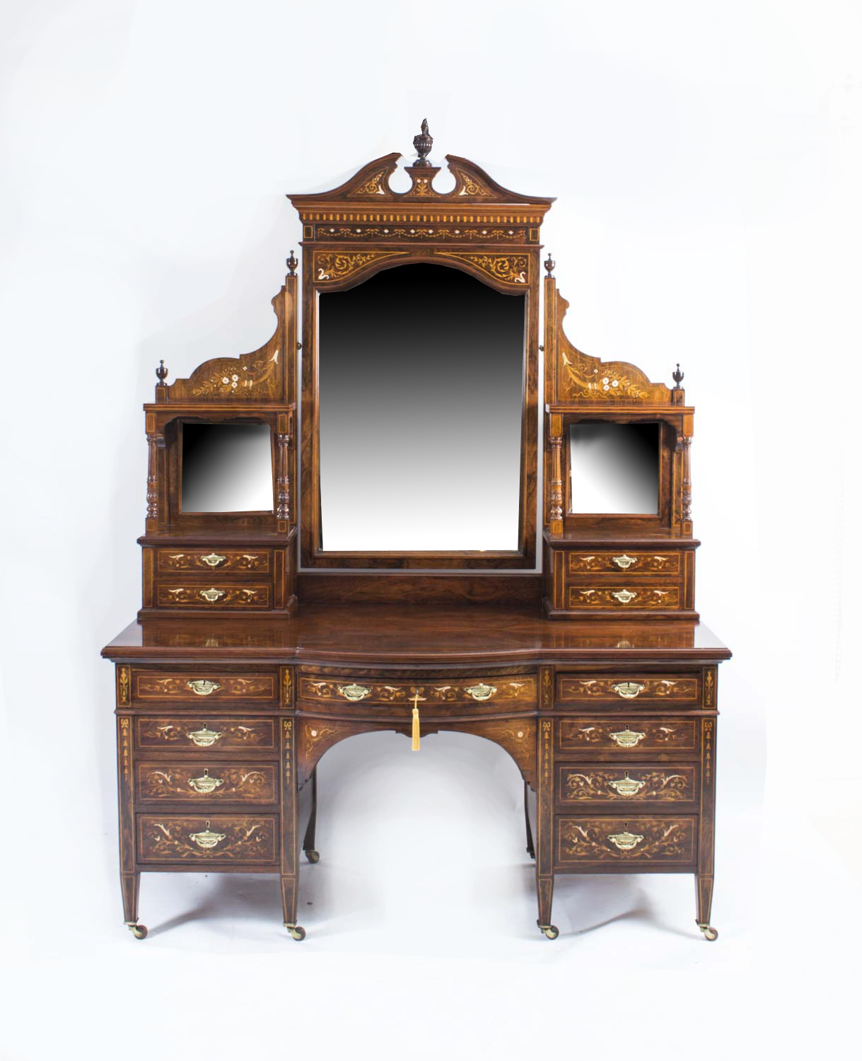 Regent antiques bedroom furniture wardrobes antique for Victorian bedroom furniture
