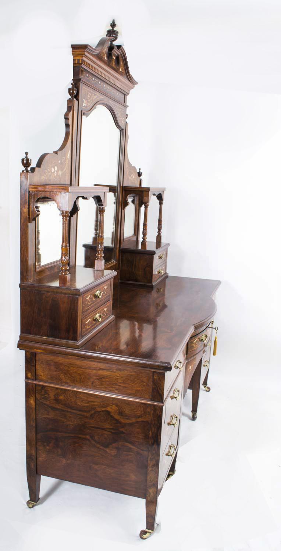 Regent antiques bedroom furniture wardrobes antique victorian bedroom suite by edwards for Vintage bedroom suite
