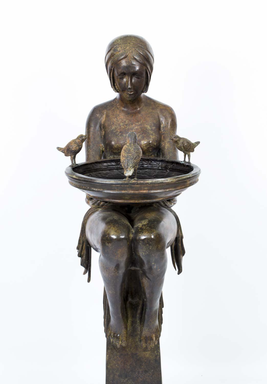 Regent Antiques Bronzes Huge Bronze Art Deco