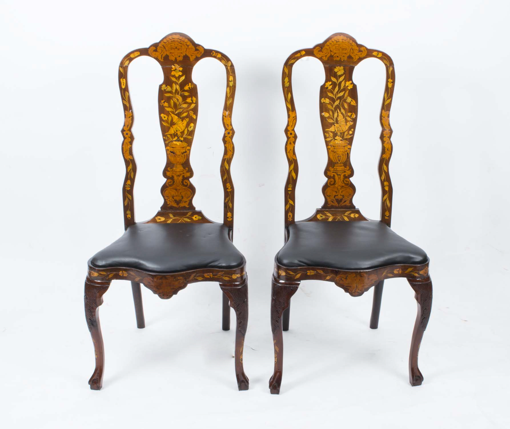 Antique Pair Dutch Ref No 06925 Regent Antiques