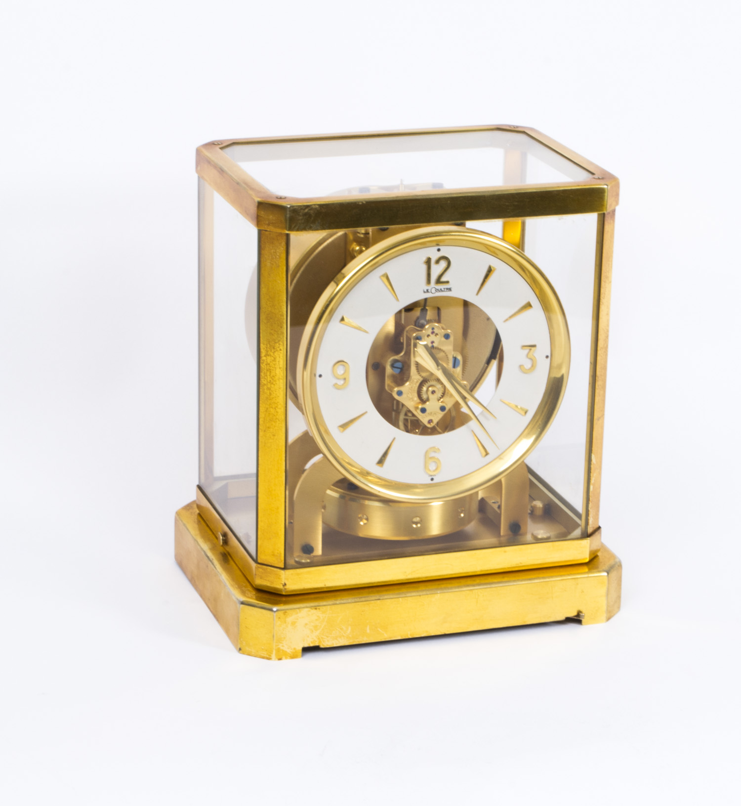 Regent Antiques Clocks Vintage Atmos Jaeger Le Coultre