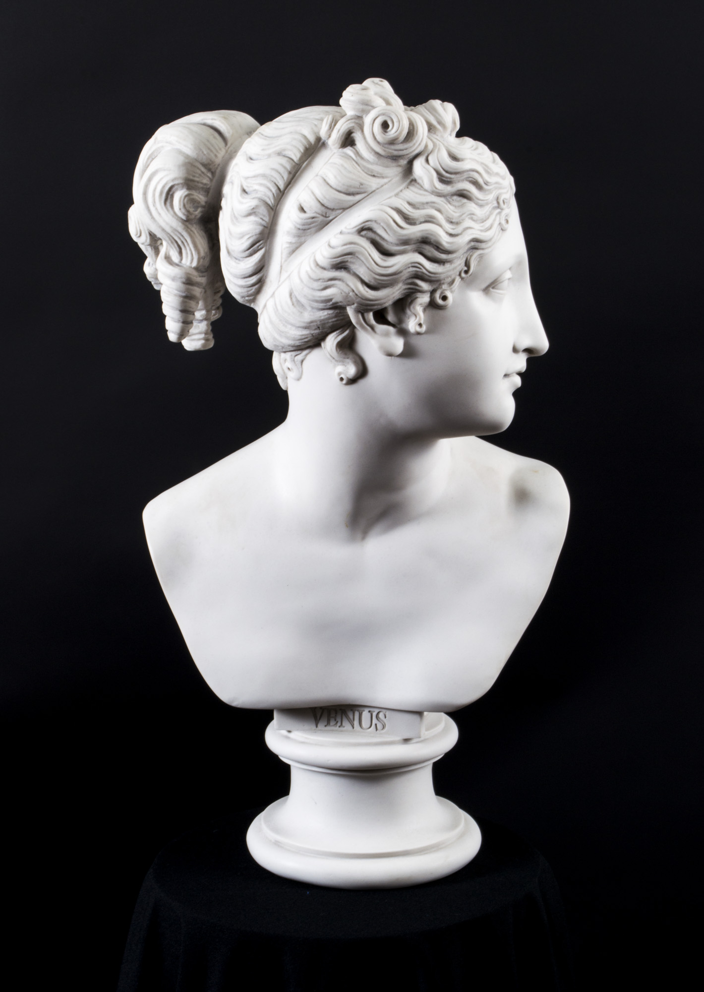 Stunning Marble Bust Of Ref No 07007 Regent Antiques