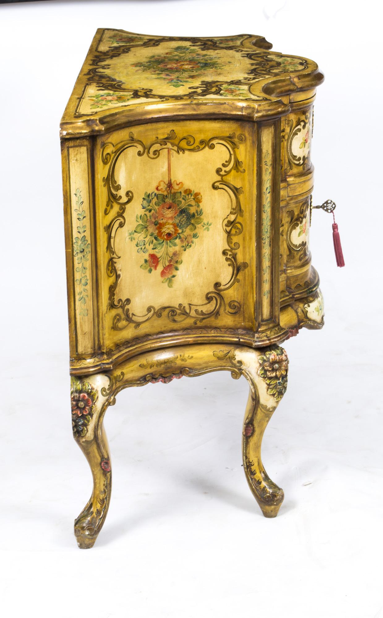 Regent Antiques Chests Antique Venetian Painted