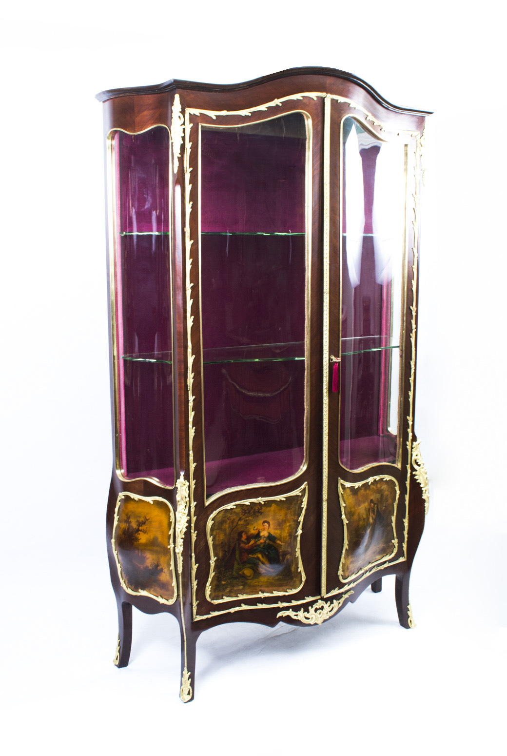 Antique French Kingwood Ref No 07112 Regent Antiques