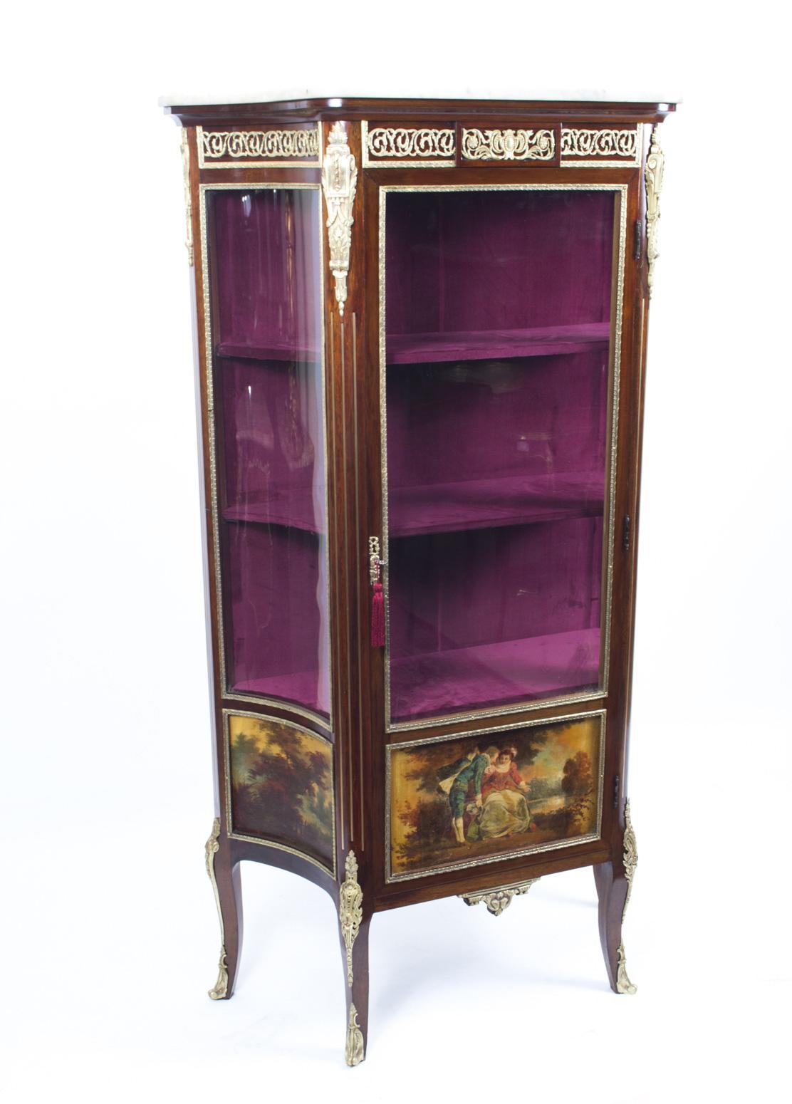 Antique French Vernis Ref No 07127 Regent Antiques