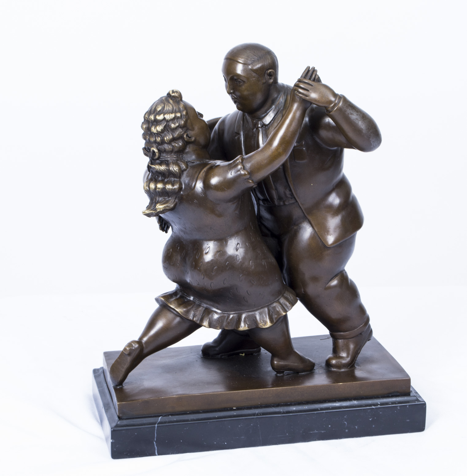 Botero Bronze Sculpture Ref No 07534 Regent Antiques