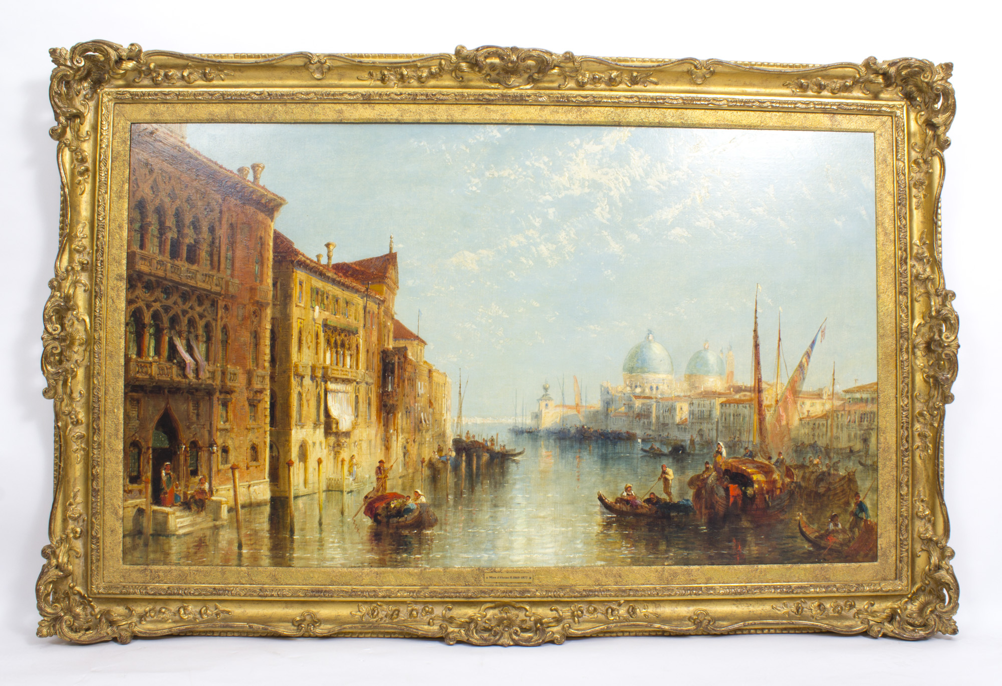 20x30 26x39 in 16x24 Vintage Landscape Print or Canvas \u2013 6x9 8x12 Original Artwork 12x18 Altered Antique Oil Painting