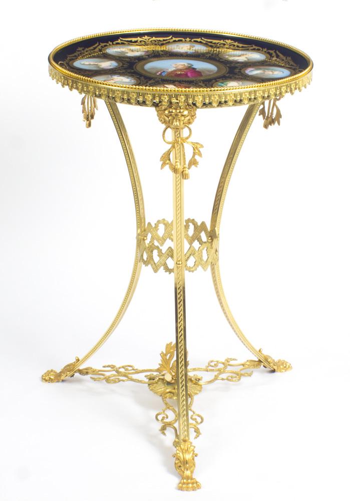Antique French Sevres Ref No 08756 Regent Antiques