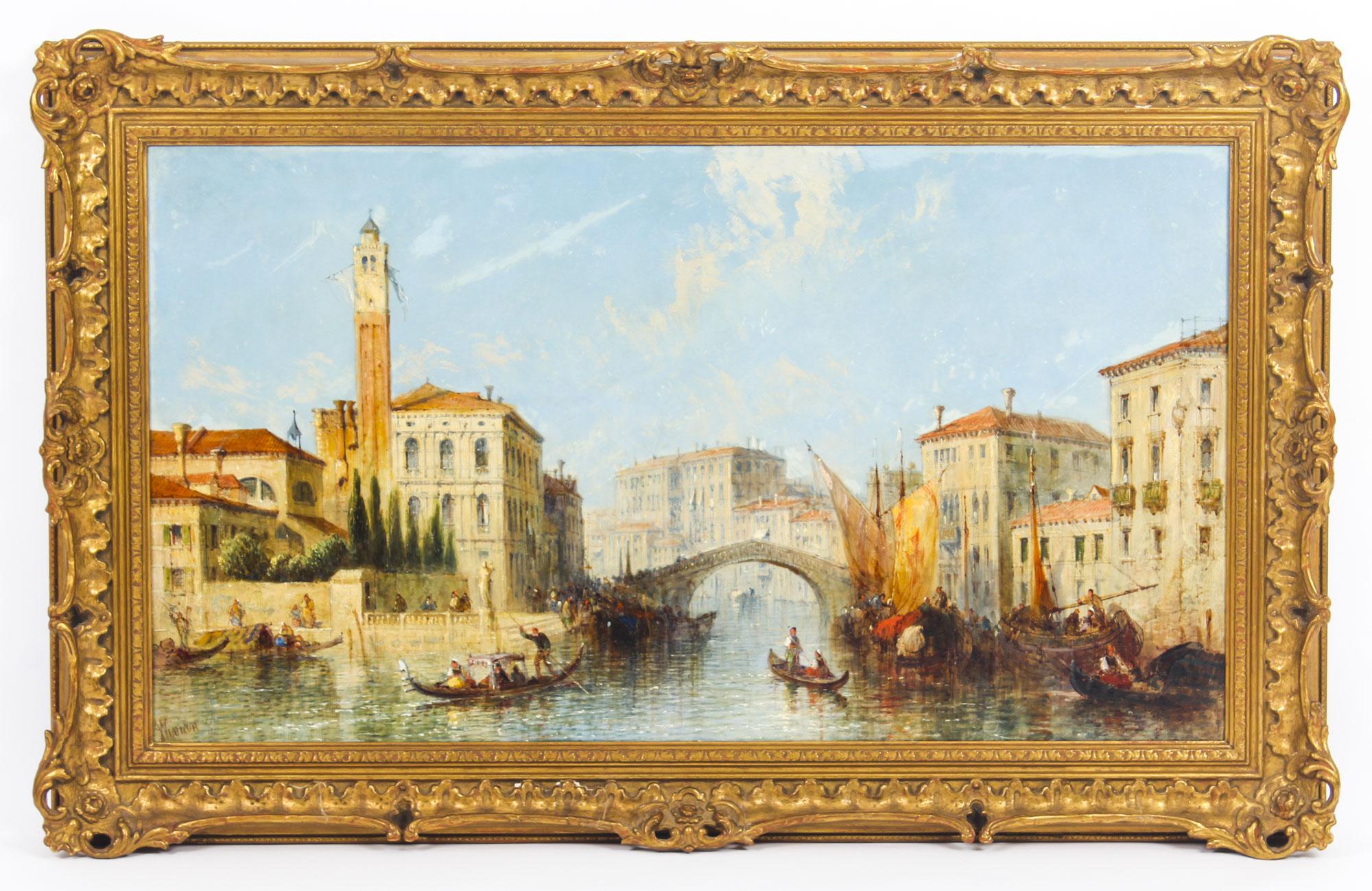 Antique Oil Painting Ref No 09028 Regent Antiques