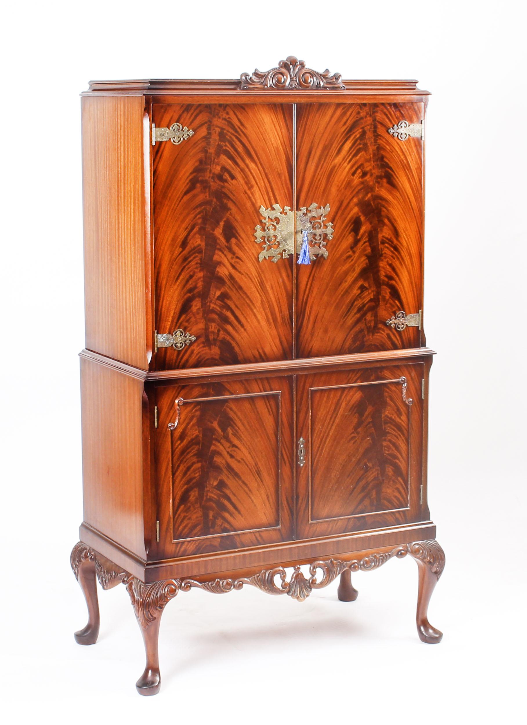 Vintage Flame Mahogany Ref No 09844 Regent Antiques