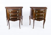 00547a-Stunning-Pair-Burr-Walnut-Kingwood-Bedside-Chest-Cabinets