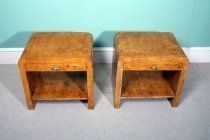 01487-Pair-Art-Deco-Style-Birdeye-Maple-Bedside-Cabinets