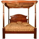 03795-Huge-Super-King-Mahogany-Four-Poster-Bed