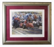 06677-Print-Alan-Fearnley-96,--On-the-Grid--Schumacher