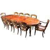 06951a-Antique-Flame-Mahogany-Ormolu-Dining-Table-&-10-chairs