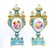 07081-Pair-Sevres-Style-Sky-Blue-Gilded-Snake-Porcelain-Vases