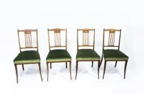 07087-Antique-Set-of-4-Edwardian-Inlaid-Rosewood-Chairs-c.1900