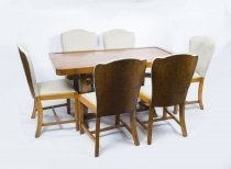 07195a-Antique-Art-Deco-Dining-Table-&-6-chairs-c.1930