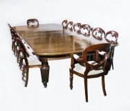 07283a-Antique-13ft-3--x-6ft-Extending-Dining-Table-14-chairs-c1880