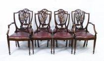 07284-Antique-Set-8-English-Hepplewhite-Dining-Chairs-c.1900