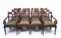 07317-Set-12-English-Regency-Style-Tulip-Back-Dining-Chairs