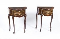 07330-Stunning-Pair-Burr-Walnut-Bedside-Cabinets-Side-tables