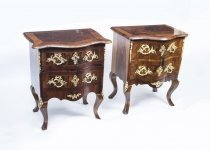 07380-Antique-pair-German-Burr-Walnut-Bedside-Chest-c.1880