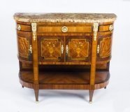07545-Antique-French-Marquetry-Sideboard-Marble-Top-C1880