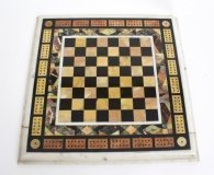 08002-Antique-Chess-&-Cribbage-Specimen-Marble-Table-Top-C1880