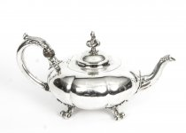 Antique Sterling Silver Teapot Paul Storr 1836