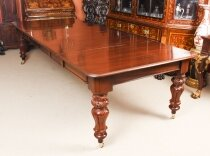 Antique William IV 10 ft Mahogany Extending Dining Table C1835 19th C