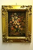 P0306-Oil-Painting-Flowers-Giltwood-Frame