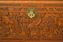 00376-Vintage-Chinese-Camphorwood-Trunk-Coffer-C1950-2