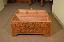 00376-Vintage-Chinese-Camphorwood-Trunk-Coffer-C1950-9