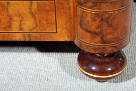 01411-Pair-Victorian-Burr-Walnut-Inlaid-Display-Cabinets-10