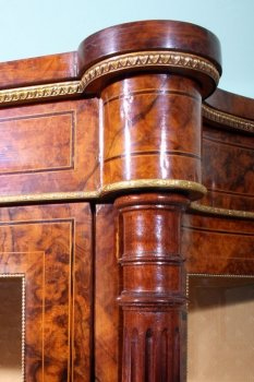 01411-Pair-Victorian-Burr-Walnut-Inlaid-Display-Cabinets-8
