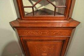03202-Antique-English-Edwardian-Inlaid-Corner-Cabinet-C1900-10